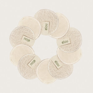 Økologiske bomuldsrondeller GOTS Fair Trade