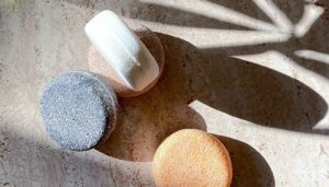 økologiske shampoo barer