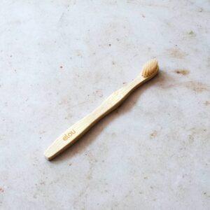 bambustandbørste barn fsc
