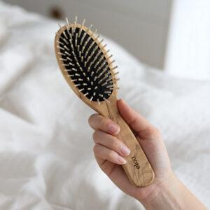 elou hårbørste træ vegansk