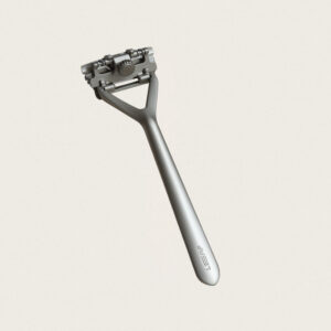 leaf shave skraber silver sølv