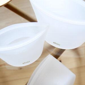 miljøvenlige madopbevaringsposer i silikone