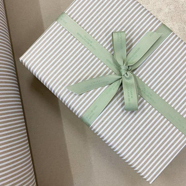 miljøvenlig gaveindpakning