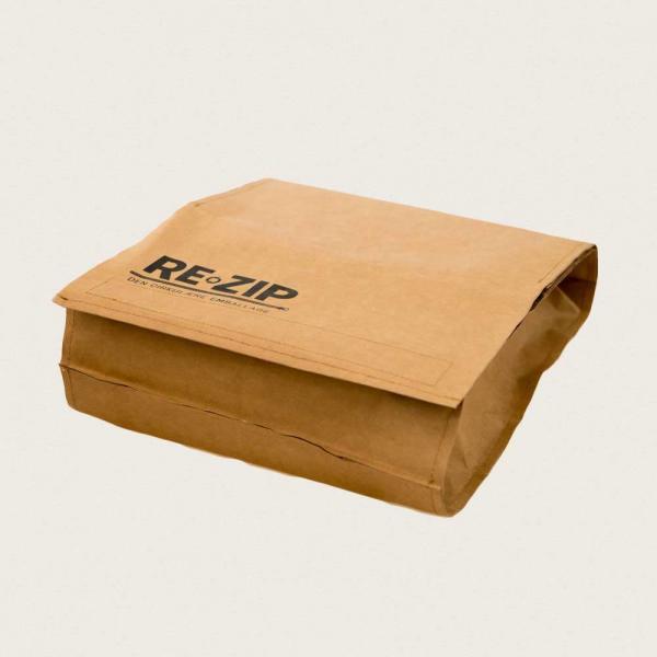 re-zip emballage