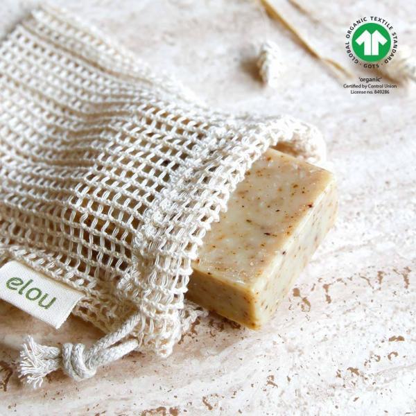 sæbepose økologisk gots