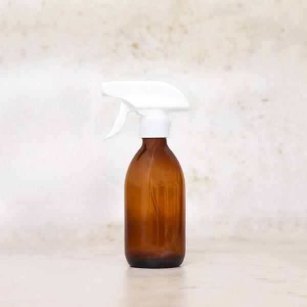sprayflaske 250 ml hvid