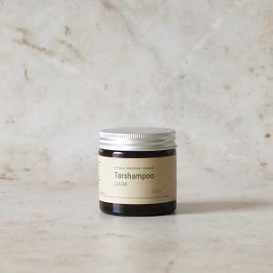 tørshampoo pulver økologisk dark