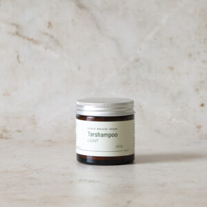 tørshampoo pulver økologisk light